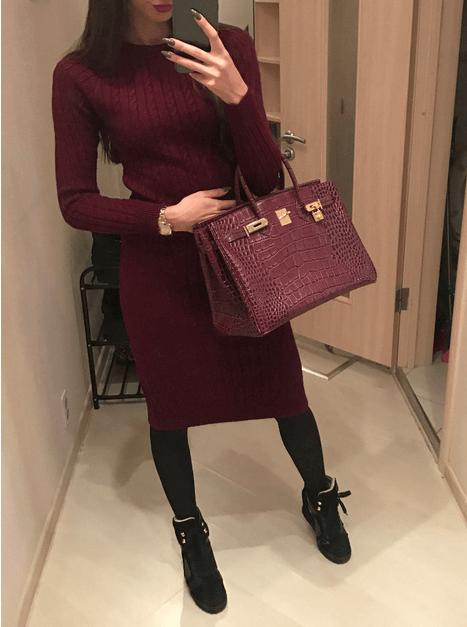 Живое фото платья