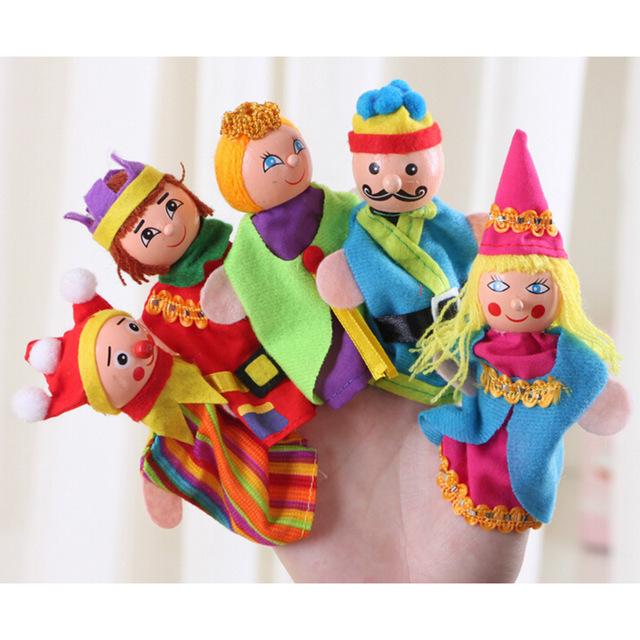 Пальчиковый кукольный театр ~ 422 руб