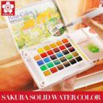 Выбираем акварельные краски на Aliexpress