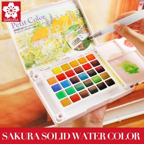 Набор красок Сакура ~ 1800 руб