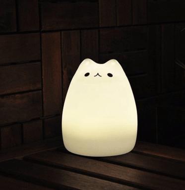 """Светодиодная лампа """"Кот"""" ~ 837 руб"""