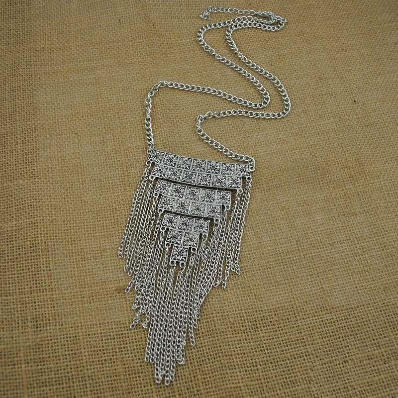 Этническое ожерелье ~ 170 руб
