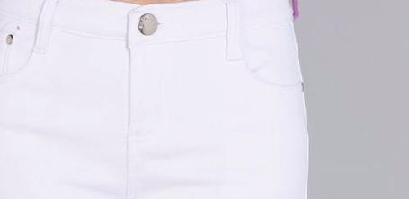 Белые джинсы ~ за 1015 руб.