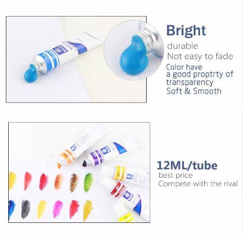 Набор акварельных красок Memory ~ 635 руб