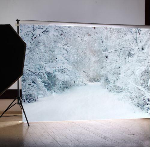 Фотофон Зимний лес ~ 326 руб