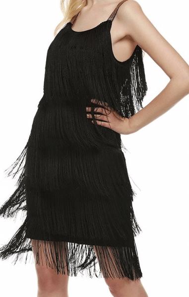Платье с бахромой ~ за 1537 руб.