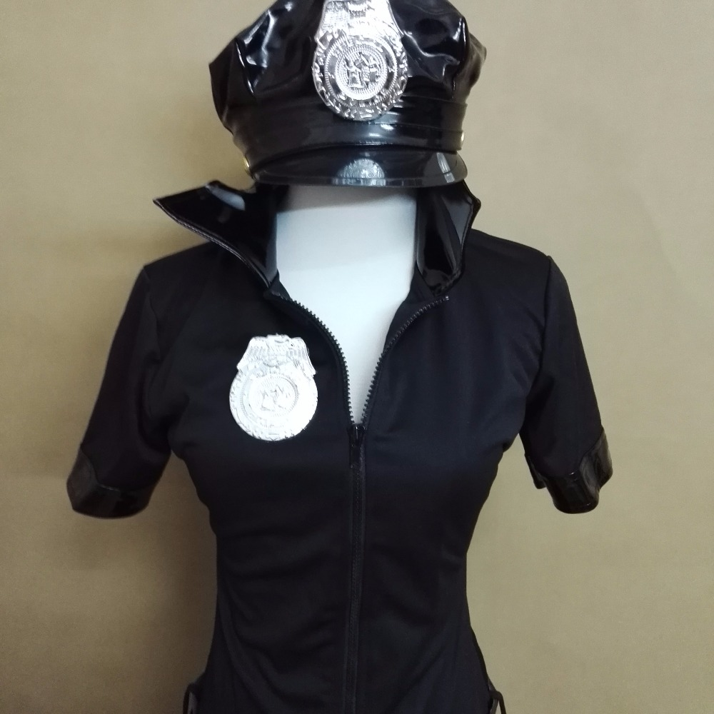 """Костюм полицейского для женщин """"Госпожа - шериф"""" ~ 1520 руб"""