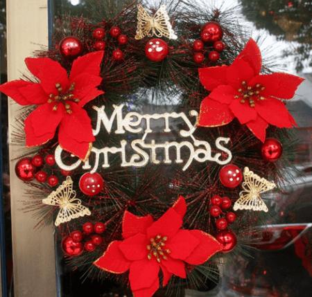 Маленький рождественский венок ~ 594 руб