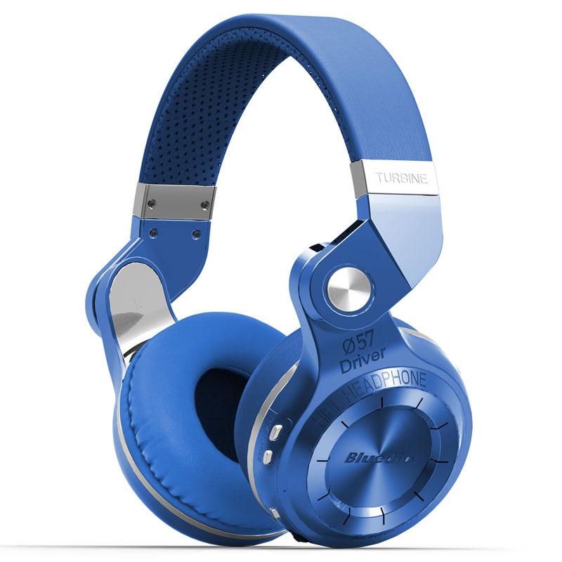 Синие наушники ~ 2100 руб