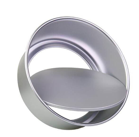 Форма со съемным дном из алюминиевого сплава ~ 350 руб
