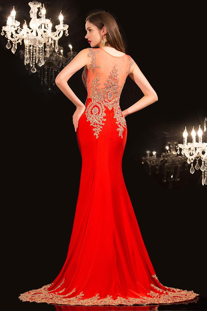"""Платье в пол с кружевом """"Царица Ночь"""" ~ 10736 руб"""