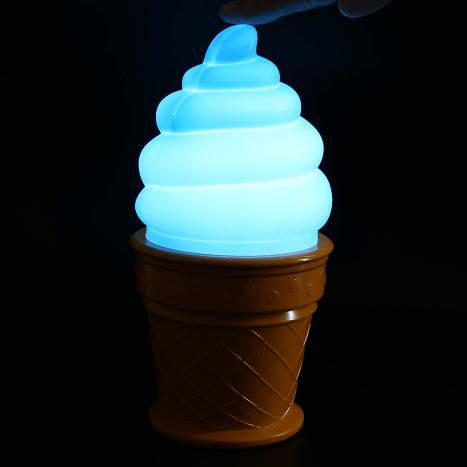 """Светодиодная лампа """"Мороженое"""" ~ 410 руб"""