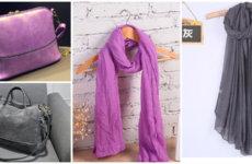 Подбор аксессуаров: сочетание сумки и шарфа