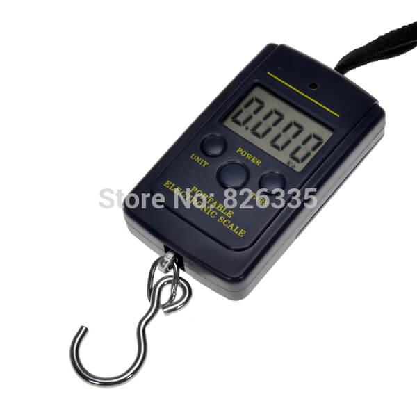 Карманные электронные весы ~ 300 руб