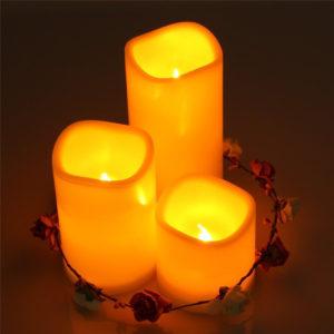 Светодиодные свечи с Aliexpress