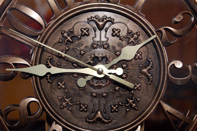 Винтажные настенные часы ~ 1100 руб