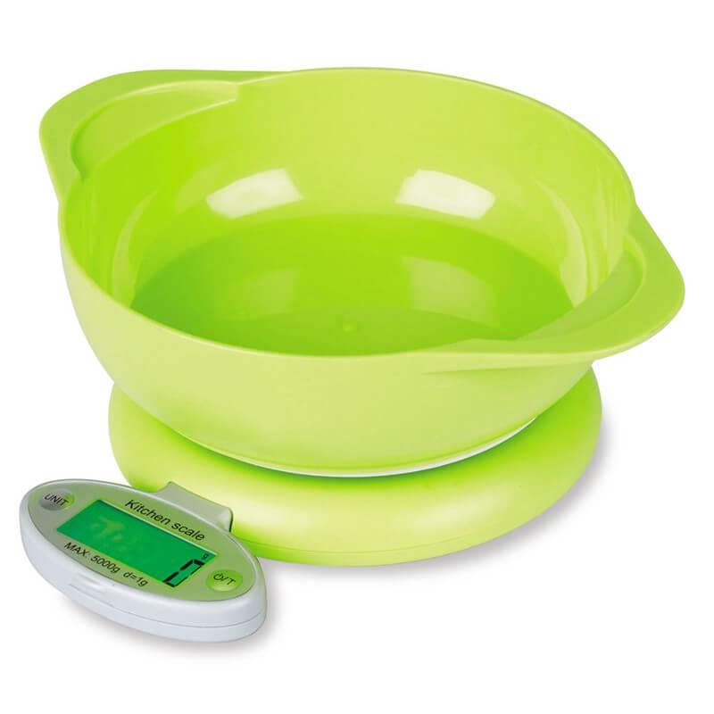 Электронные весы с чашей ~ 600 руб
