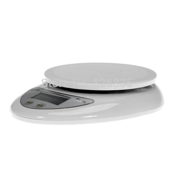 Электронные кулинарные весы ~ 440 руб