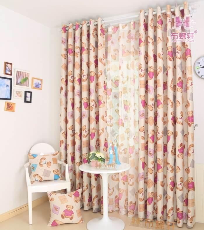 Шторы для комнаты дошкольника ~ 4000 руб