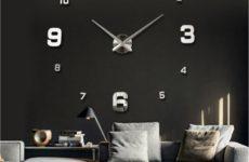 Оригинальные настенные часы с Aliexpress