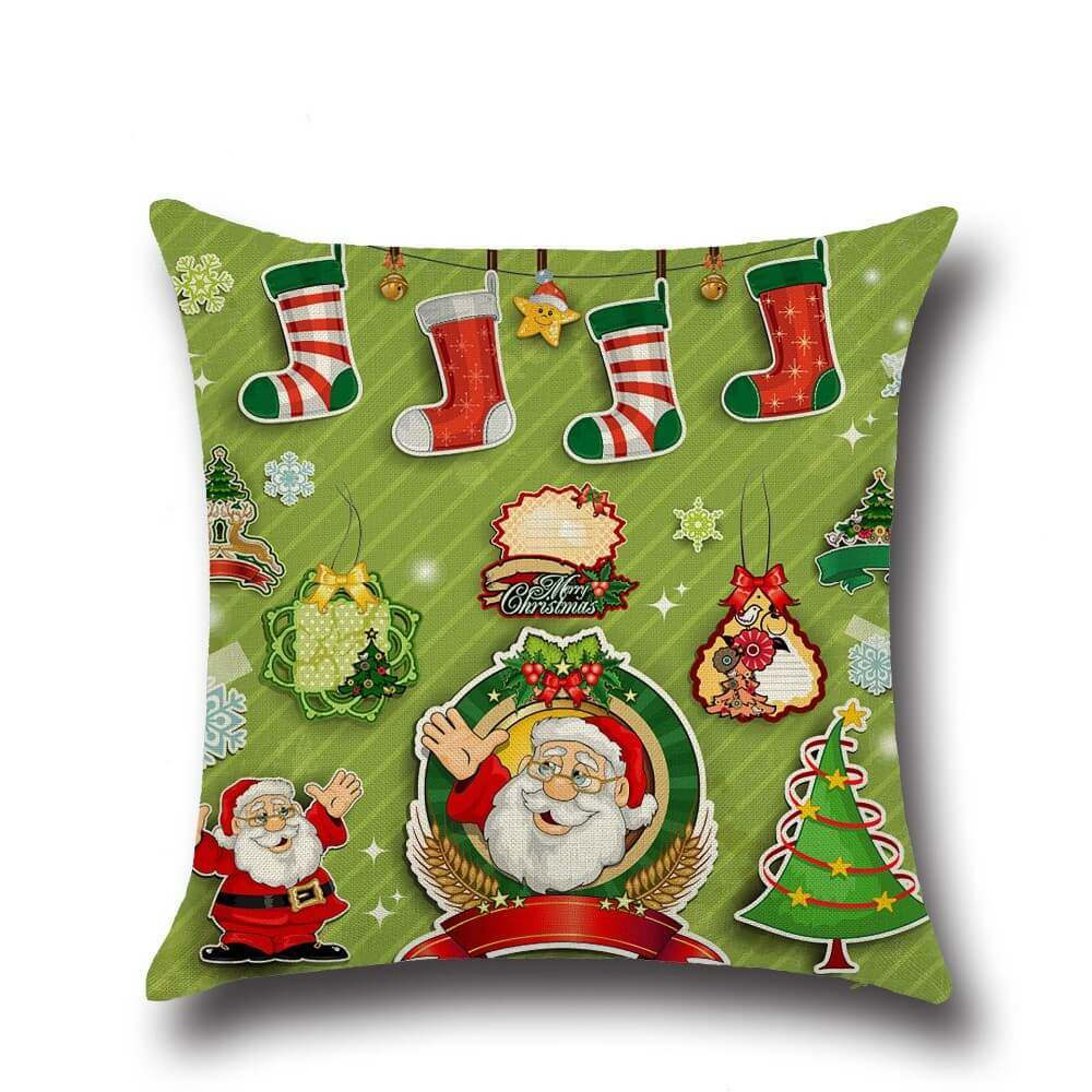 Рождественские подушки ~ 350 руб