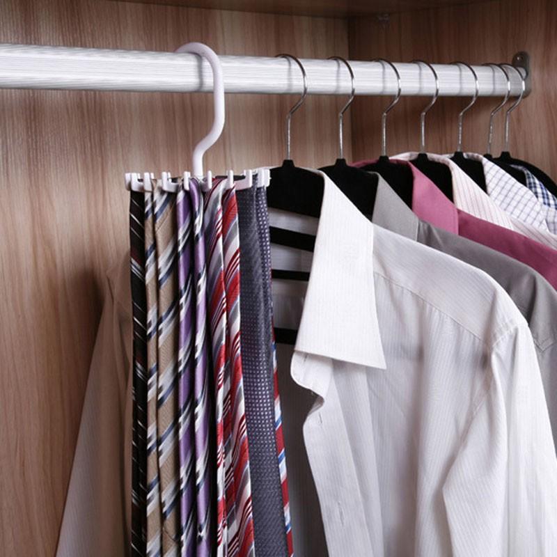 Вращающаяся вешалка для галстуков и ремней ~ 50 руб