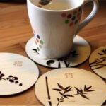 Полезная мелочь: подставки под чашки