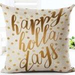 Создаем праздничный уют: новогодние декоративные подушки