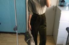 Бархатные брюки с Aliexpress за 1700 рублей