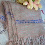 Шафр из натуральной шерсти с Aliexpress за 1100 рублей