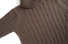 Бежевый свитер с Алиэкспресс за 1100 рублей