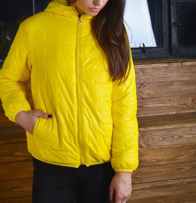 Красивая куртка с Алиэкспресс