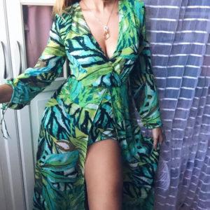 Платье-комбинезон а Aliexpress за 900 рублей