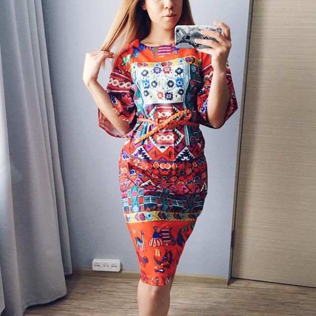 Платье в стиле HERMES с Aliexpress