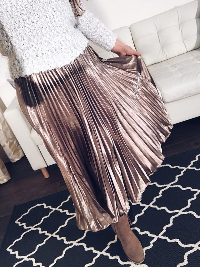 Невероятной красоты юбка с Aliexpress