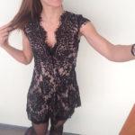 Очень крутое кружевное платье с Aliexpress за 1100 рублей