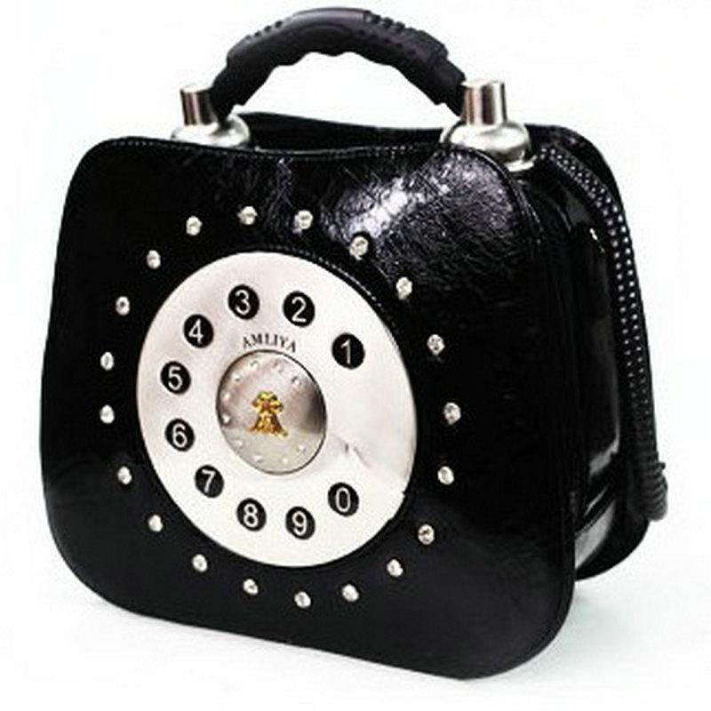 """Оригинальная сумка """"Алло!"""" ~ 4315 руб"""