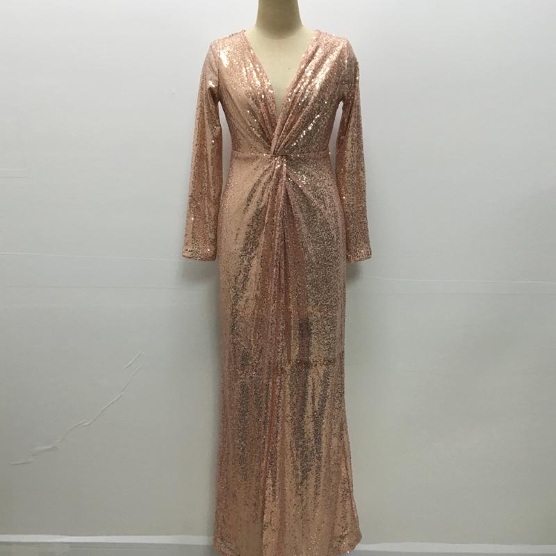 """Длинное платье в пол с разрезом """"Брызги шампанского!"""" ~ 1135 руб"""