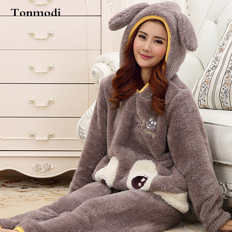 """Тёплая пижама для тебя """"Весёлая зайка"""" ~ 2468 руб"""