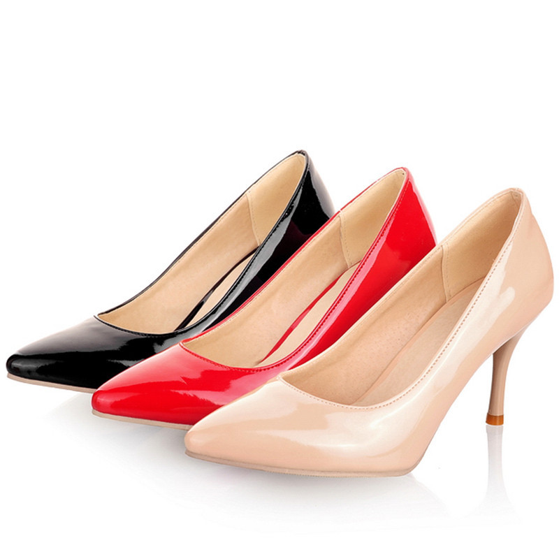 Классические туфли лодочки ~ 2520 руб