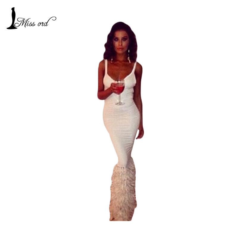 """Платье с перьями """"Белый лебедь"""" ~ 2116 руб"""