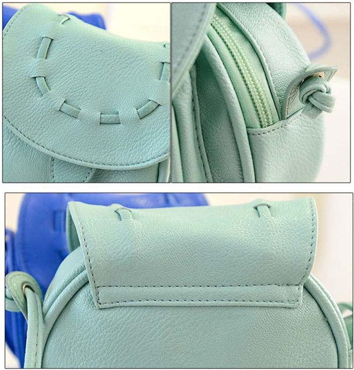 """Женская сумка через плечо """"Божественный нефрит"""" ~ 233 руб"""
