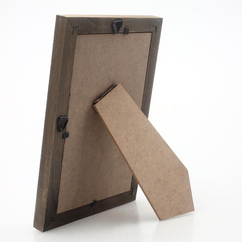 Деревянная рамка под старину ~ 250 руб