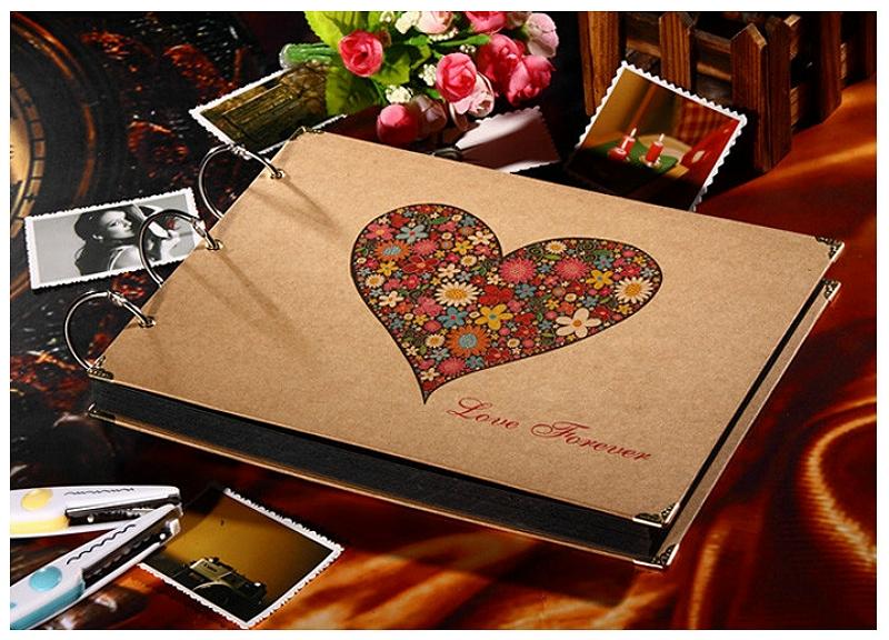 Фотоальбом в картонной обложке ~ 900 руб