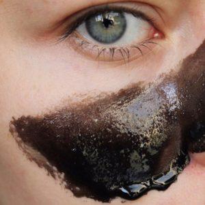 Маска- пленка от черных точек