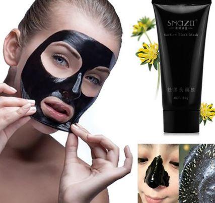 "Черная маска ""SNAZII"" ~ 167 руб"