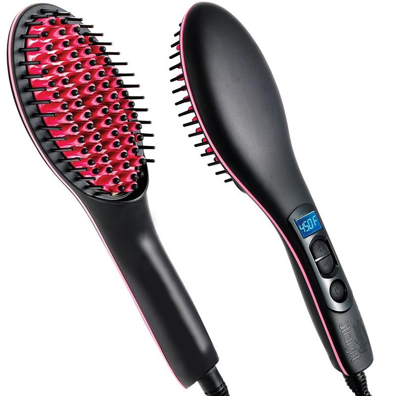 Расческа-выпрямитель для волос ~ 1600 руб