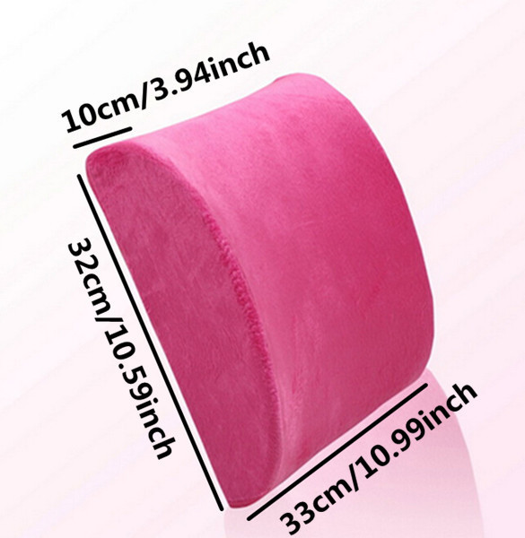 Подушка для поддержки поясницы с эффектом памяти ~ 500 руб