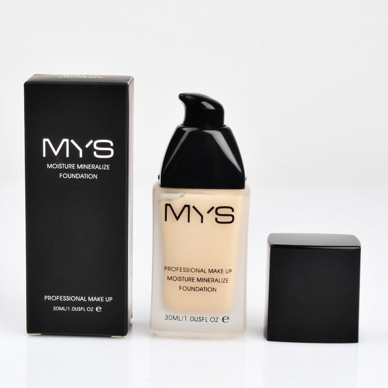 Тональная основа марки MYS ~ 370 руб