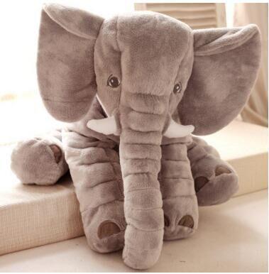 Подушка «Милый плюшевый слон» ~ 1066 руб